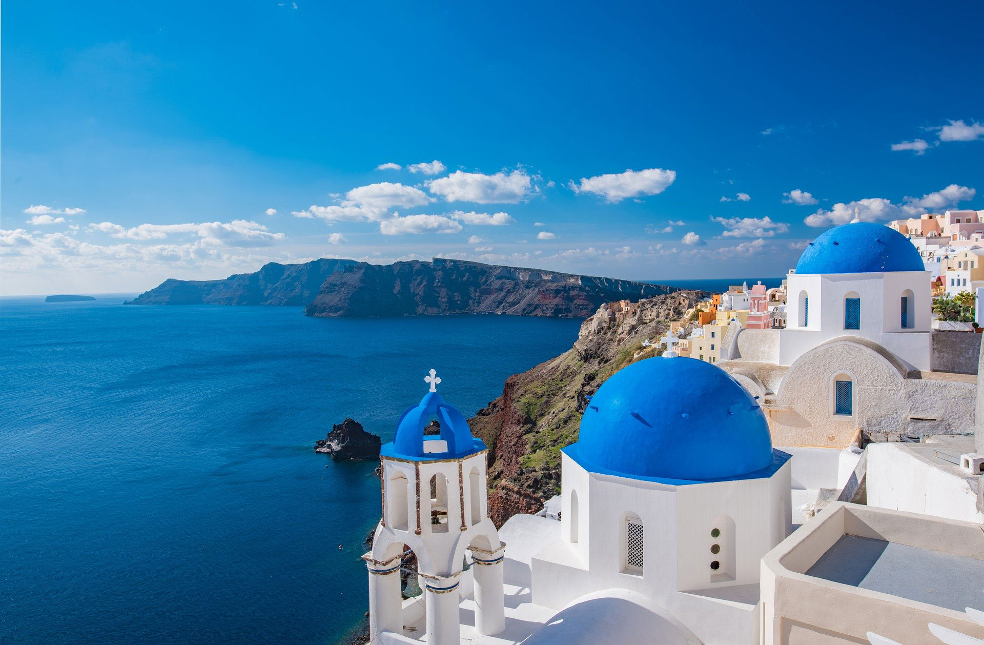 santorini creta plan travel